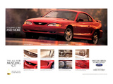 1994 Mustang - What It Was… Posters