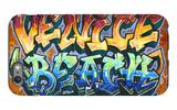 Venice Beach, California - Graffiti iPhone 6s Plus Case by  Lantern Press