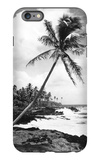 Hawaii - Palms along the Beach iPhone 6s Plus Case by  Lantern Press
