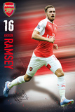 Arsenal- Ramsey 15/16 Poster