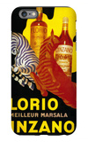 Florio Cinzano Vintage Poster - Europe iPhone 6 Plus Case by  Lantern Press