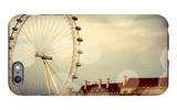London Ferris Wheel iPhone 6s Plus Case by Emily Navas