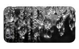 Chrystal Chandelier Close-Up. Glamour Background With Copy Space iPhone 6 Plus Case by Dasha Petrenko