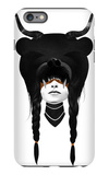 Bear Warrior iPhone 6 Plus Case by Ruben Ireland