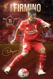 Liverpool- Firmino 15/16 Plakater