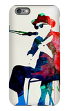 John Lee Hooker Watercolor iPhone 6s Plus Case by Lora Feldman