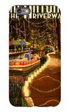 The Riverwalk - San Antonio, Texas iPhone 6 Plus Case by  Lantern Press