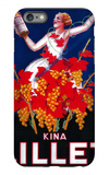 Kina Lillet Vintage Poster - Europe iPhone 6 Plus Case by  Lantern Press