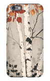 Birch Tapestry iPhone 6 Plus Case by Melissa Pluch