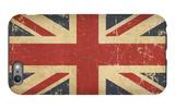 Uk Aged Flat Flag iPhone 6s Plus Case by  nazlisart