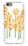 Orange Alliums iPhone 6 Plus Case by  Avalisa