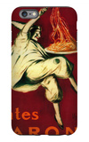 Pates Baroni Vintage Poster - Europe iPhone 6 Plus Case by  Lantern Press