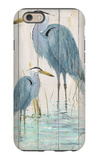 Blue Heron Duo iPhone 6s Case by Arnie Fisk