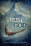 Trust God- Psalm 56:4 Plakater af David Sorenson