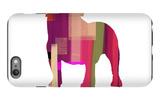Bulldog iPhone 6 Plus Case by  NaxArt