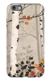 Birch Damask iPhone 6 Plus Case by Melissa Pluch
