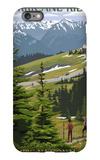 Hurricane Ridge, Olympic National Park, Washington iPhone 6 Plus Case by  Lantern Press