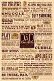 Dad Manifesto- 52 Things Not To Forget Posters by Jay Payleitner