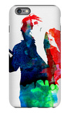 Alice Watercolor iPhone 6 Plus Case by Lora Feldman