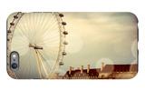 London Ferris Wheel iPhone 6 Plus Case by Emily Navas