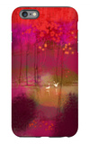 Swans on Lake iPhone 6 Plus Case