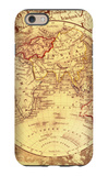 Vintage Map Eastern iPhone 6s Case by Malcolm Watson