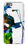 Leonard Watercolor iPhone 6 Plus Case by Lora Feldman