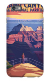 Grand Canyon National Park - Bright Angel Point iPhone 6s Plus Case by  Lantern Press