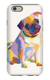 Pug Sketch iPhone 6s Case by Patti Mollica