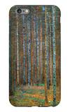 Tannenwald (Pine Forest), c.1902 iPhone 6 Plus Case by Gustav Klimt