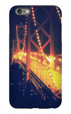 Vintage Bay Bridge Scene iPhone 6s Plus Case by Vincent James