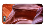 Antelope Canyon Abstract - Tri Color iPhone 6s Plus Case by Vincent James