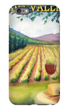 Napa Valley, California Wine Country iPhone 6 Plus Case by  Lantern Press