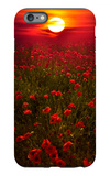 Warm Sunset iPhone 6s Plus Case by Marco Carmassi