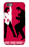 Dance Good Poster 2 iPhone 6 Plus Case by Anna Malkin