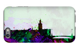 Stockholm City Skyline iPhone 6 Plus Case by  NaxArt