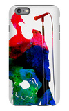 Noel Watercolor iPhone 6 Plus Case by Lora Feldman
