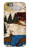 Cabin in the Woods I iPhone 6 Plus Case by Nicholas Biscardi