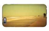 Golden Beach Landscape iPhone 6 Plus Case by Jan Lakey