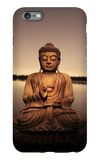 Golden Buddha Lakeside iPhone 6 Plus Case by Jan Lakey