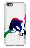 Joe Watercolor iPhone 6 Plus Case by Lora Feldman