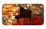 Grand Piano iPhone 6 Plus Case by Carmen Guedez