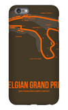 Belgian Grand Prix 1 iPhone 6 Plus Case by  NaxArt