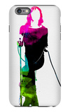Mick Watercolor iPhone 6 Plus Case by Lora Feldman