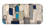 Blue Squared iPhone 6s Case by Dennis Dascher
