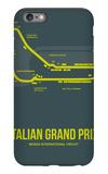 Italian Grand Prix 2 iPhone 6 Plus Case by  NaxArt