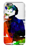 Stevie Watercolor iPhone 6 Plus Case by Lora Feldman