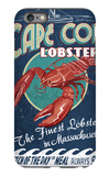 Cape Cod, Massachusetts - Lobster iPhone 6s Plus Case by  Lantern Press