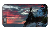 Sunset at Bass Harbor iPhone 6 Plus Case by Vincent James