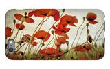 Orange Flower Patch iPhone 6s Plus Case by Mia Friedrich